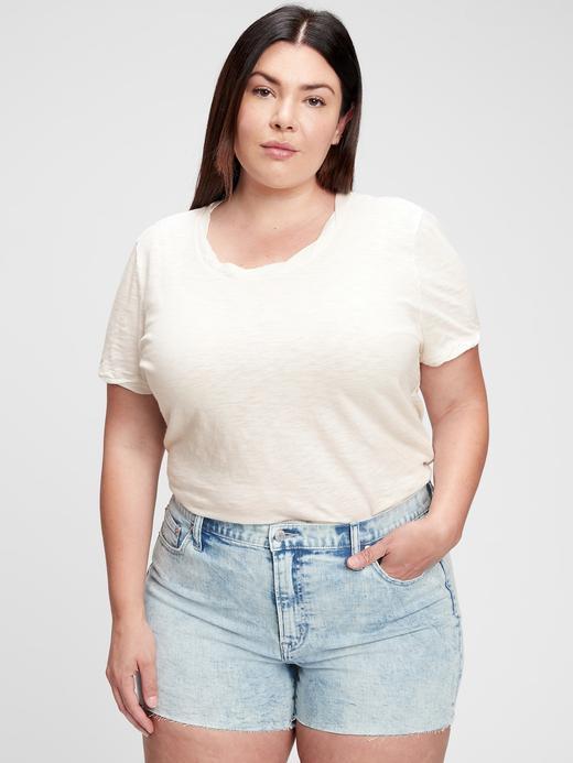 Kadın Kahverengi Good T-Shirt