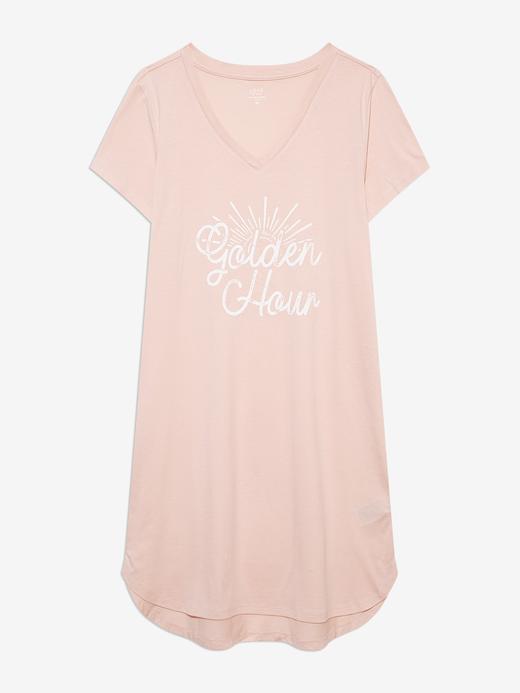 Kadın Pembe Grafik Desenli T-Shirt