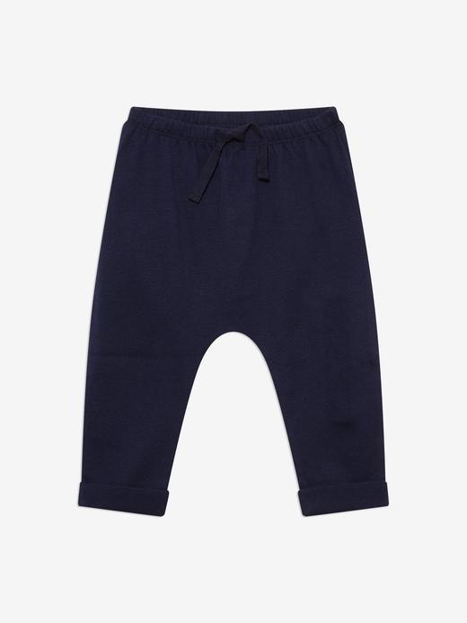 Erkek Bebek Lacivert Pull-On  Pantolon
