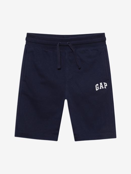 Erkek Çocuk Lacivert Gap Logo Şort
