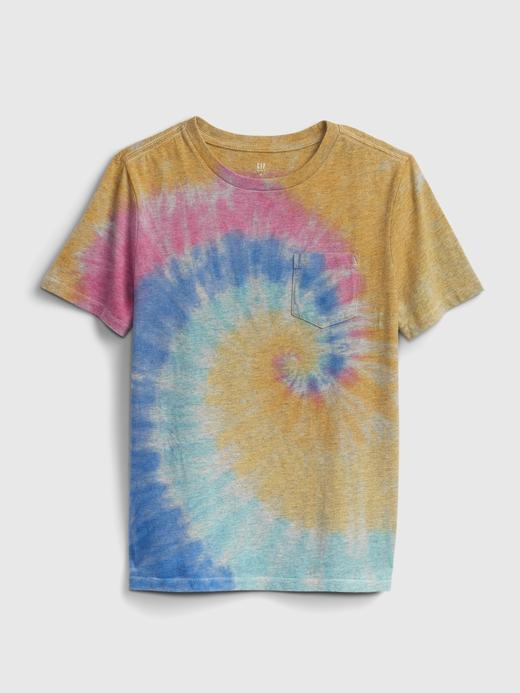 Erkek Çocuk Çok Renkli Cepli T-Shirt
