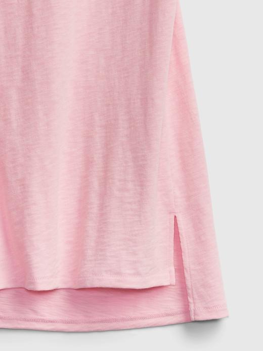 Kız Çocuk Gri Kız Çocuk Elbise