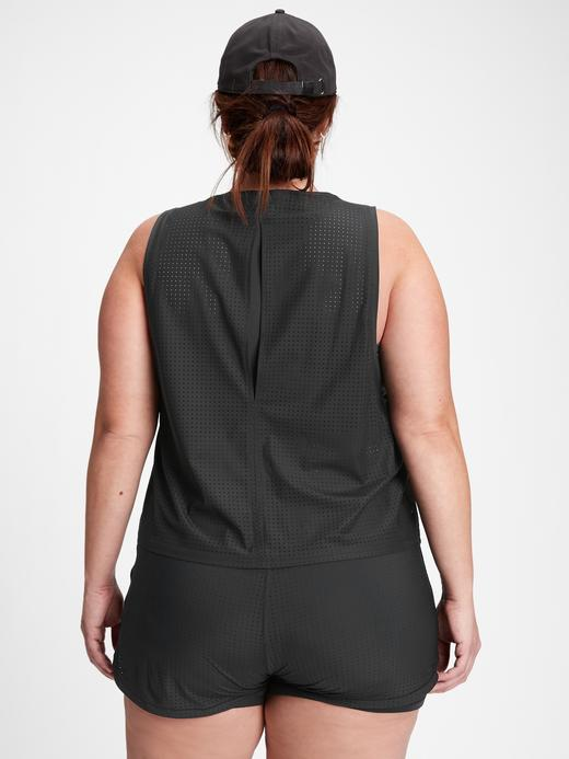 Kadın Pembe GapFit T-Shirt