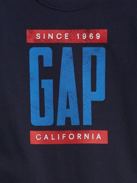 Erkek Bebek Lacivert Gap Logo Body