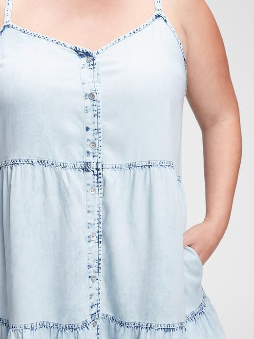 Kadın Beyaz İnce Askılı Elbise