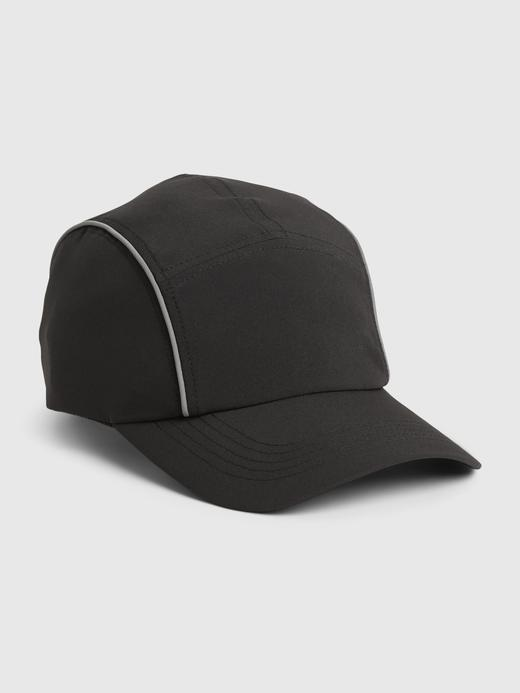 Erkek Siyah Baseball Şapka