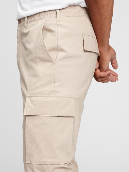 Erkek Yeşil GapFlex Easy Kargo Pantolon