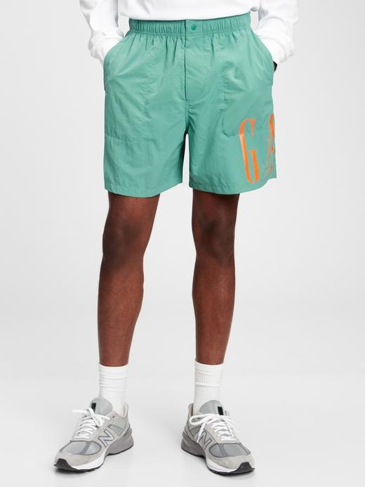 Erkek Yeşil Geri Dönüştürülmüş Polyesterden Üretilmiş Şart