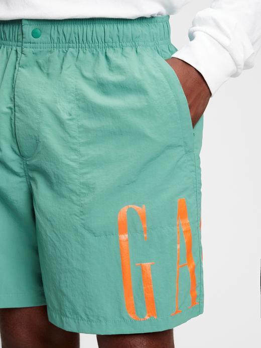 Erkek Siyah Geri Dönüştürülmüş Polyesterden Üretilmiş Şart