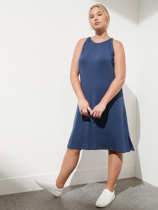 Kadın Kahverengi Sandwash Atlet Elbise