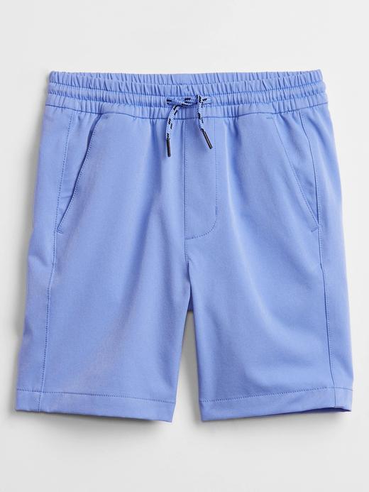 Erkek Çocuk Mavi Pull-On  Şort