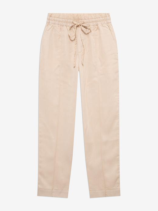 Kadın Turuncu Washwell™ Pull-On Jogger Pantolon