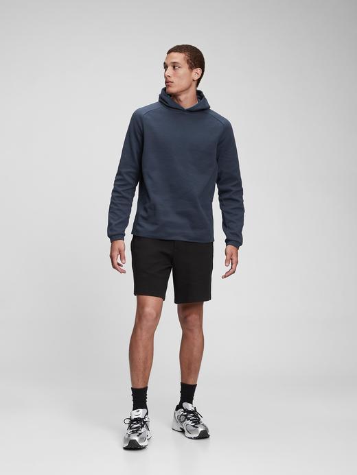 Erkek Lacivert Gapfit Kapüşonlu Sweatshirt