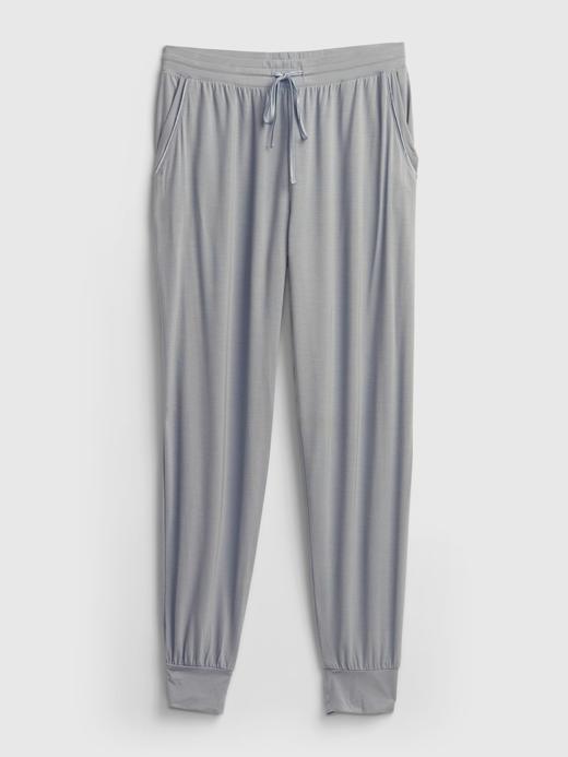 Kadın Gri Jogger Pijama Altı