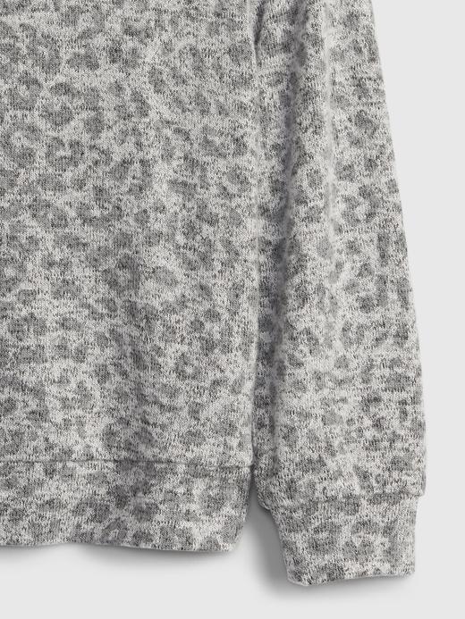 Kız Bebek siyah Softspun Uzun Kollu T-Shirt