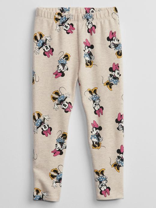 Kız Bebek pembe Baby Disney Minnie Mouse Tayt