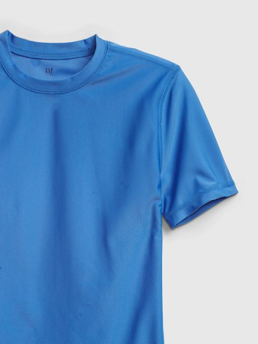 Erkek Çocuk Lacivert Kısa Kollu T-Shirt