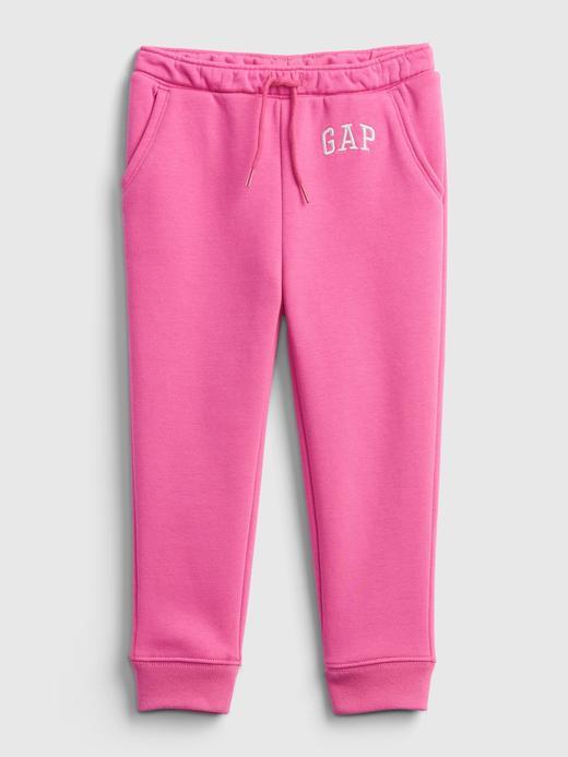 Kız Bebek Pembe Gap Logo Jogger Eşofman Altı