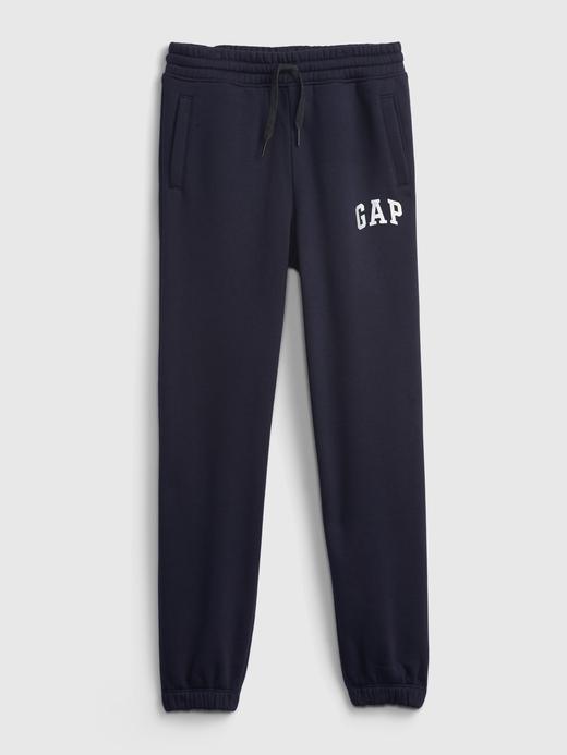 Kız Çocuk Lacivert Gap Logo Pull-On Jogger Eşofman Altı