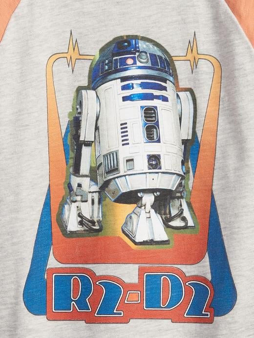 Erkek Bebek Beyaz Star Wars™ T-Shirt