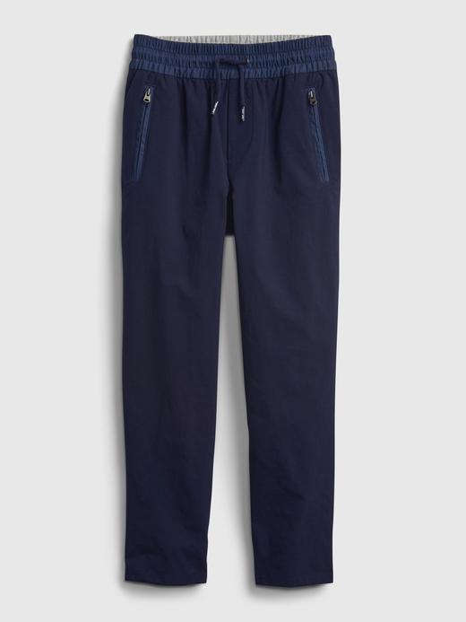 Erkek Çocuk Lacivert QuickDry Pull-On Hybrid Pantolon