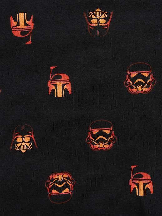 Erkek Çocuk Siyah %100 Organik Pamuk Star Wars™ Pijama Takımı