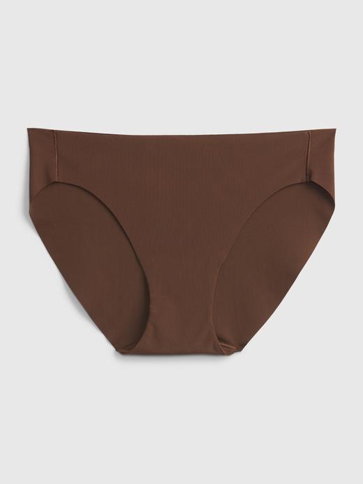 Kadın Kahverengi No-Show Bikini Külot
