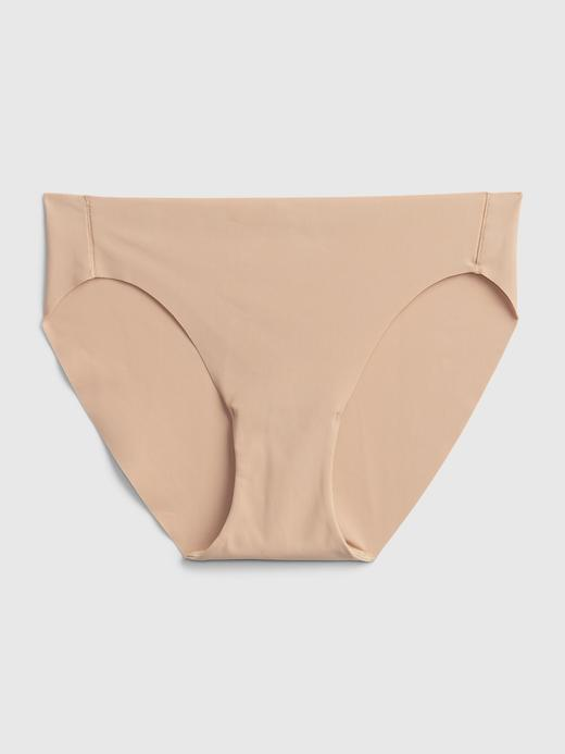Kadın Bej No-Show Bikini Külot