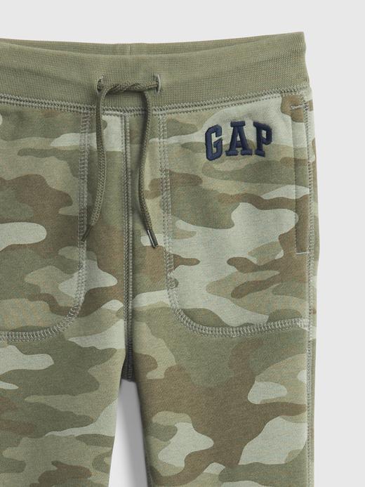 Erkek Bebek Yeşil Gap Logo Pull On Jogger Eşofman Altı