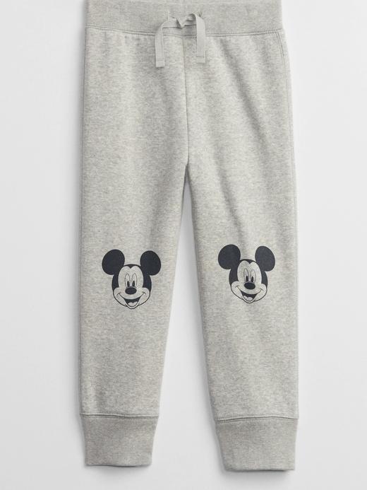 Erkek Bebek Gri Disney Mickey Mouse Jogger