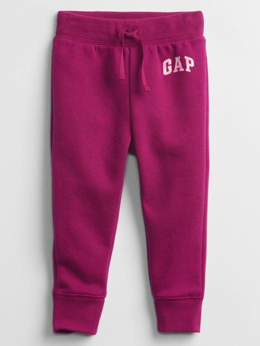 Kız Bebek Pembe Gap Logo Pull On Eşofman Altı