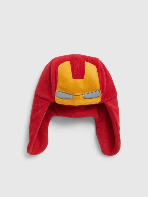 Bebek Kırmızı Marvel™ İnteraktif Şapka