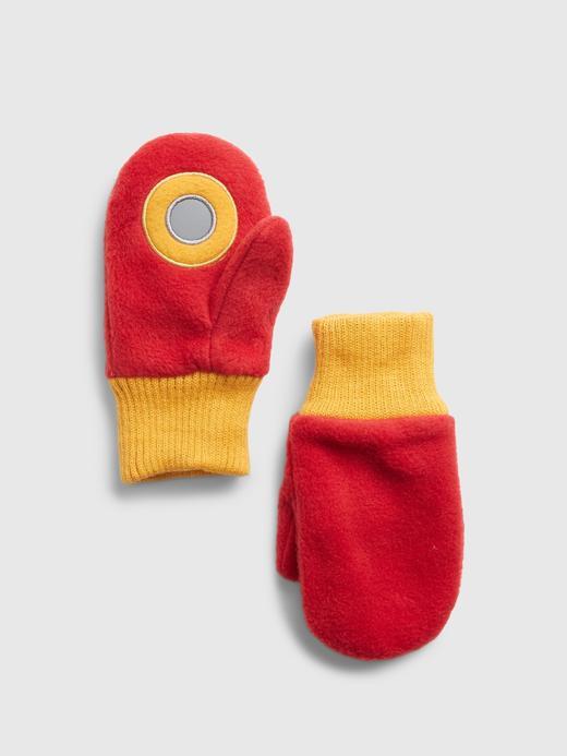Bebek Kırmızı Marvel™ Iron Man Eldiven Seti