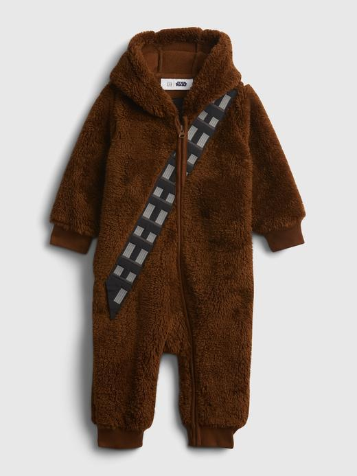 Erkek Bebek Kahverengi Star Wars™ Sherpa Tulum