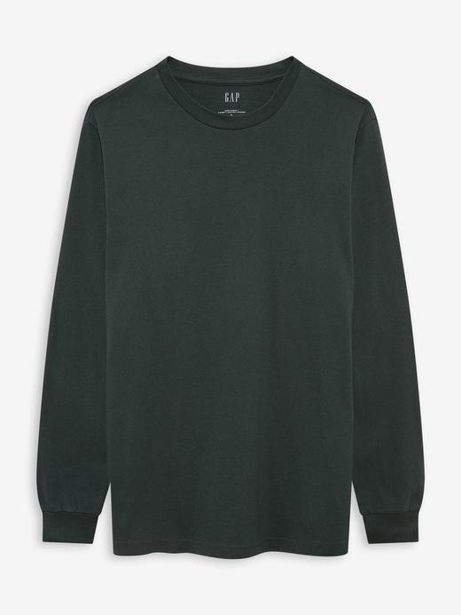 Erkek Yeşil Relaxed Fit T-Shirt