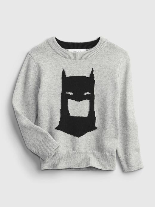 Erkek Bebek Gri DC™ Batman Kazak