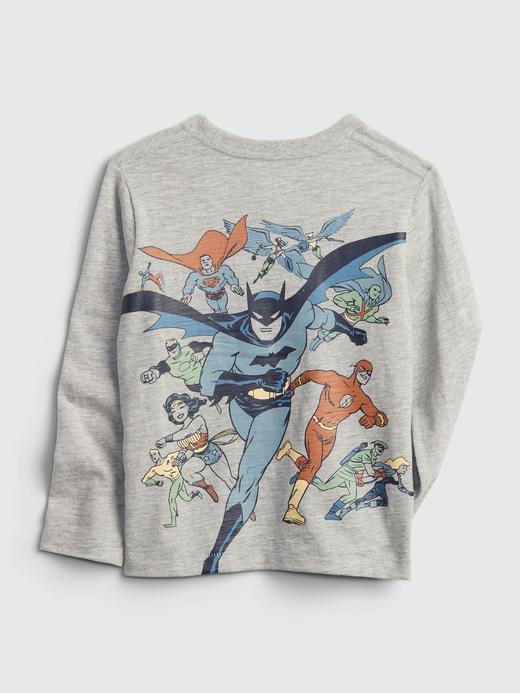 Erkek Bebek Gri DC™ Justice League T-Shirt
