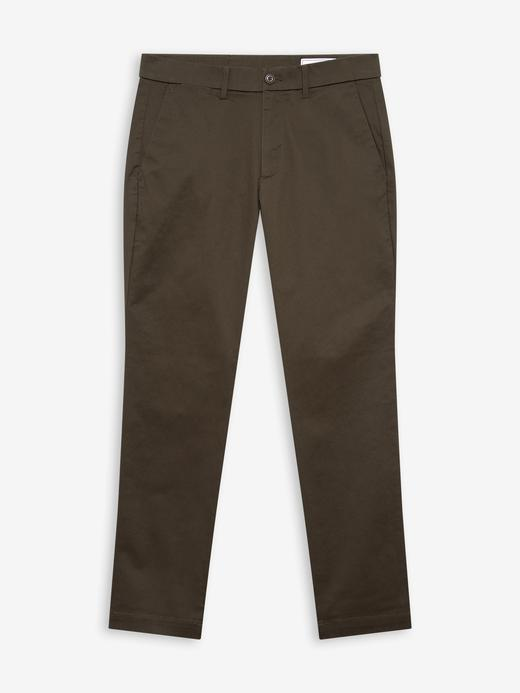 Erkek Yeşil GapFlex Straight Fit Pantolon