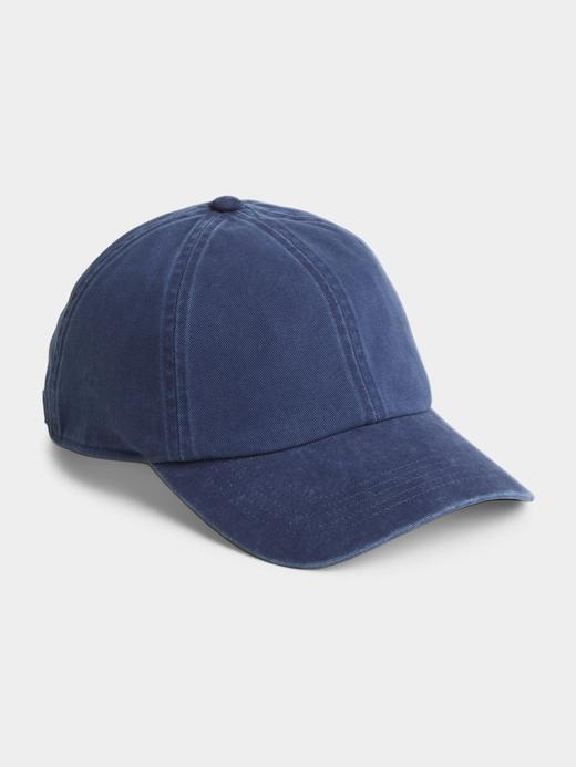 Erkek Lacivert Beyzbol Şapkası