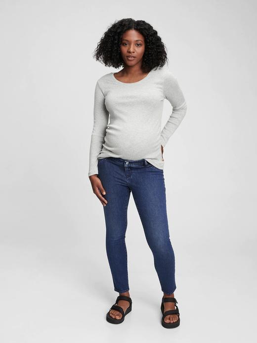 Mavi Maternity Skinny Jean Pantolon
