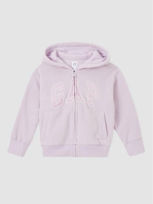 Kız Çocuk mor Gap Logo Sweatshirt